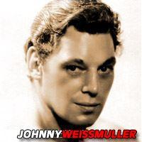 Johnny Weissmuller  Acteur