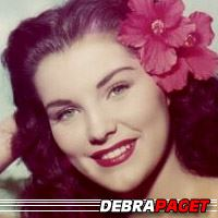 Debra Paget  Actrice