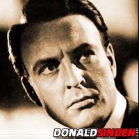 Donald Sinden  Acteur