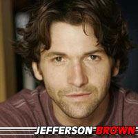 Jefferson Brown  Acteur