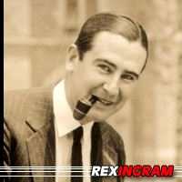 Rex Ingram  Acteur