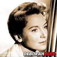Deborah Kerr  Actrice