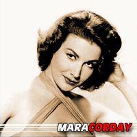 Mara Corday  Actrice
