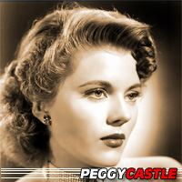 Peggie Castle  Actrice