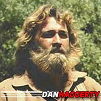 Dan Haggerty  Acteur