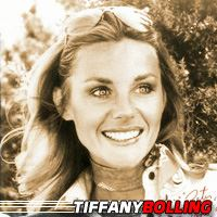 Tiffany Bolling  Actrice