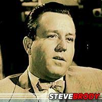 Steve Brodie  Acteur