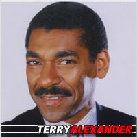 Terry Alexander  Acteur