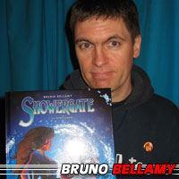 Bruno Bellamy  Scénariste, Dessinateur