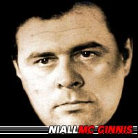 Niall MacGinnis  Actrice