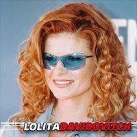Lolita Davidovich  Actrice