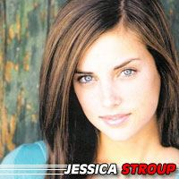 Jessica Stroup  Actrice