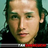 Tak Sakaguchi  Réalisateur, Acteur
