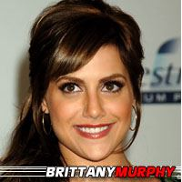Brittany Murphy  Actrice, Doubleuse (voix)