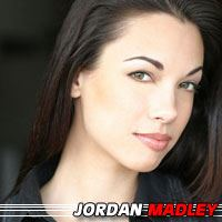 Jordan Madley  Actrice