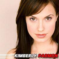 Kimberly Parmon  Actrice