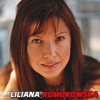 Liliana Komorowska  Actrice