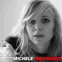 Michele Matheson  Auteure
