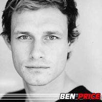 Ben Price  Acteur