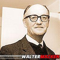 Walter Macken  Auteur