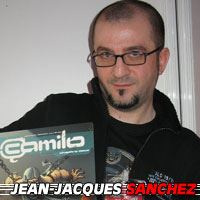 Jean-Jacques Sanchez  Dessinateur