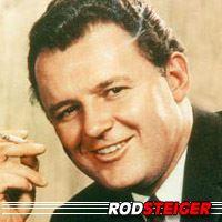 Rod Steiger  Acteur