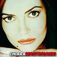 Chiara Mastroianni  Actrice
