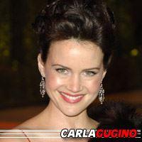 Carla Gugino  Actrice