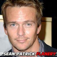 Sean Patrick Flanery  Acteur