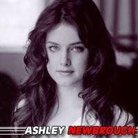 Ashley Newbrough  Actrice