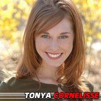 Tonya Cornelisse  Actrice