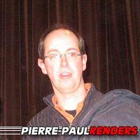 Pierre-Paul Renders  Réalisateur