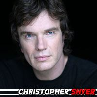 Christopher Shyer  Acteur