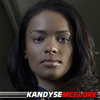 Kandyse McClure  Actrice