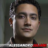 Alessandro Juliani  Doubleur (voix)