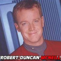 Robert Duncan McNeill  Acteur