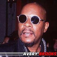 Avery Brooks  Acteur