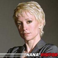 Nana Visitor  Actrice