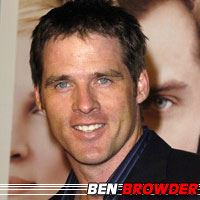 Ben Browder  Acteur