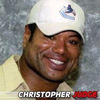Christopher Judge  Acteur, Doubleur (voix)