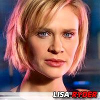 Lisa Ryder  Actrice