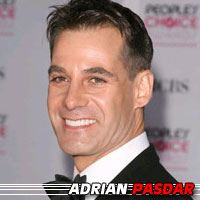 Adrian Pasdar  Acteur