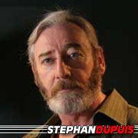 Stephan Dupuis  Superviseur des Effets Spéciaux, Chef dept. Effets spéciaux visuels, Make-up / Puppeteer