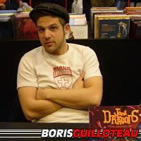 Boris Guilloteau  Dessinateur