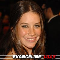 Evangeline Lilly  Actrice