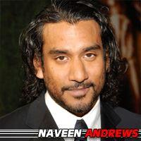 Naveen Andrews  Acteur