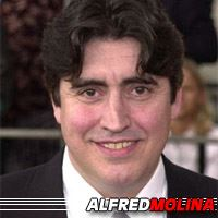 Alfred Molina  Acteur, Doubleur (voix)