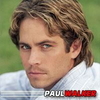 Paul Walker  Acteur