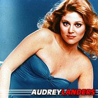 Audrey Landers  Actrice