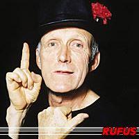 Rufus  Acteur